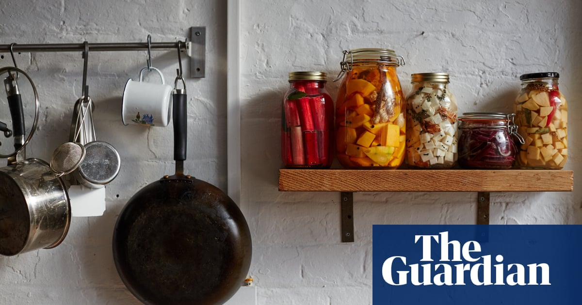 How to store summer flavours for winter cooking