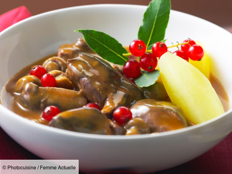 Doe stew: our tips and recipes for success: Femme Actuelle Le MAG