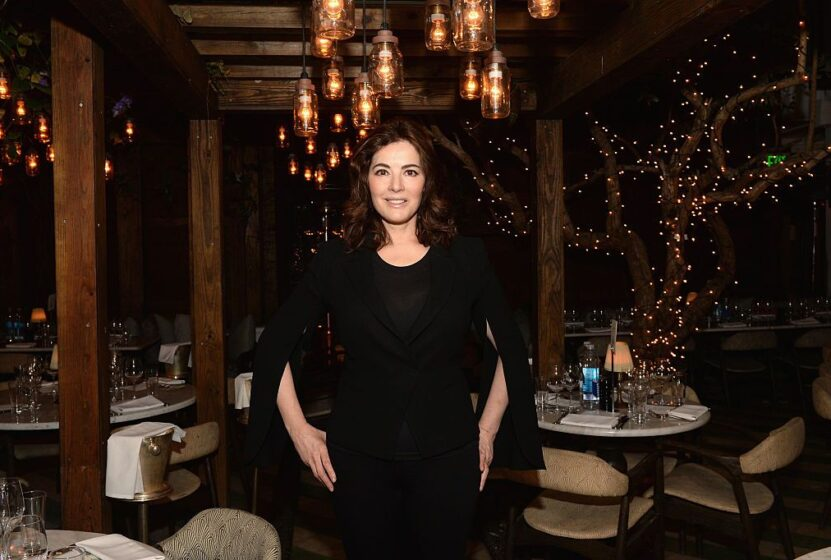 Nigella Lawson shares her 'unorthodox' method for cooking perfect chips
