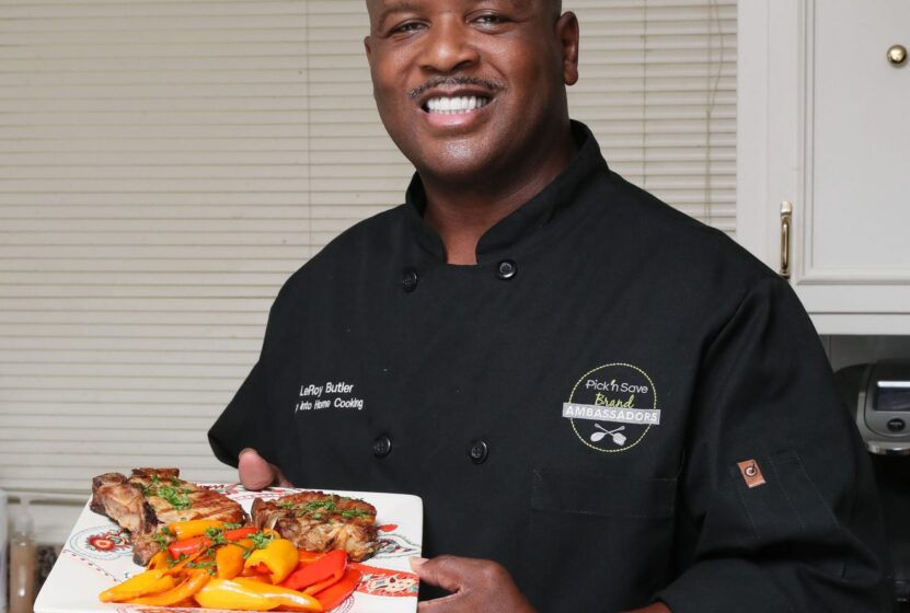 Are You Ready For Some Football Food? In The Kitchen With LeRoy Butler