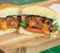 What's cooking: Stuffed burgers, tailgate cookie bars, antipasto subs