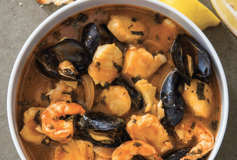 Cook's Country Monterey Bay Cioppino (Ep 1301)