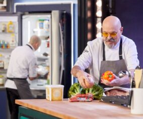 """""""Fridge Wars"""" and """"Chef & My Fridge"""" reflect the leftovers-style cooking we're all doing now"""