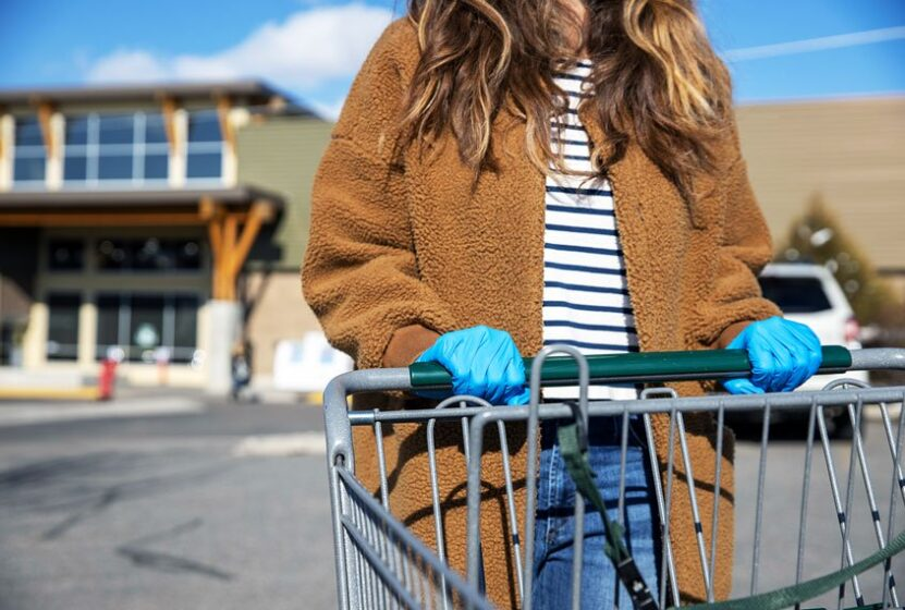 Burned Out: How to grocery shop when you're sick of cooking