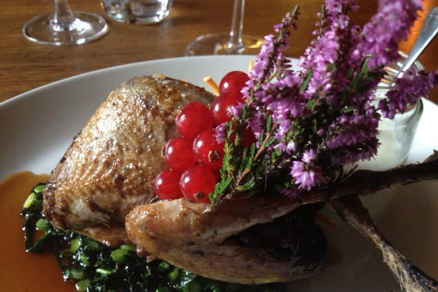 Grouse recipes