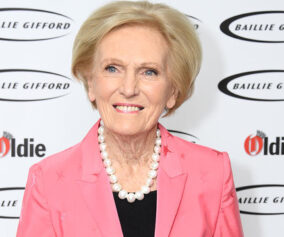 Mary Berry reveals what she cooks for dinner - and it sounds delicious!