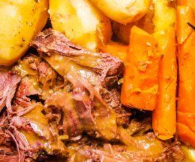 Venison Roast Recipe
